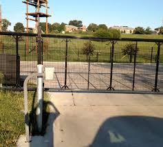 Sliding Gates The American Fence Company
