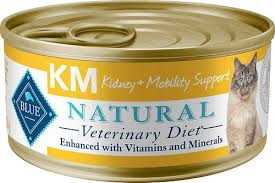 best cat food for kidney disease low