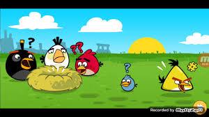 Angry Birds oynuyoruz. Kızgın kuş ?- Çoçuk Oyunu - YouTube