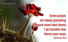 quotes about thorny quotes