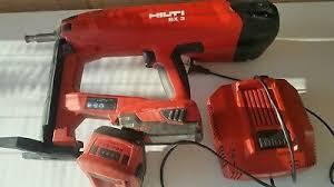 hilti bx 3 battery nail gun 332 00