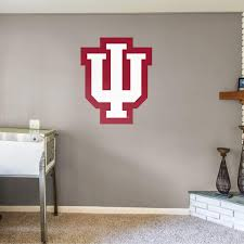 Indiana Hoosiers Logo Officially Licensed Removable Wall Decal Fathead Llc