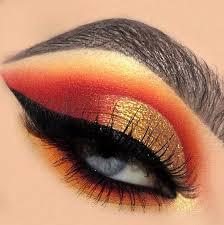 trendy smoking eye makeup designs