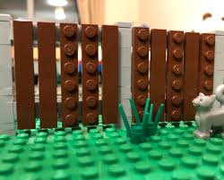 Bricks Mcgee On Twitter Quick Moc Of A Fence For My Legocity Is Tomight S Build After A Lot Of Tidying