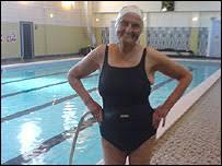 BBC - Lancashire - Radio Lancashire - Ada swims the Channel!*