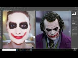 batman joker heath ledger effect in