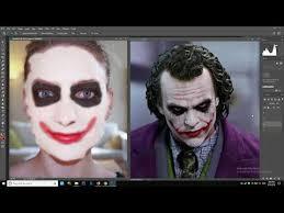 batman joker heath ledger effect in