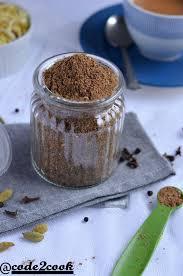 indian masala chai mix tea masala