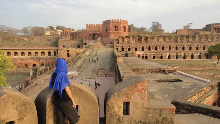 Image result for Ghost City Fatehpur Sikri""