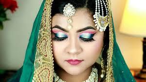 arabic bride makeup tutorial saubhaya