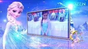 Show De Frozen Video Invitacion Para Fiestas Infantiles