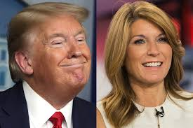 Donald Trump Says Nicolle Wallace Was 'Thrown off 'The View' Like ...