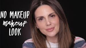 no makeup makeup look ali andreea