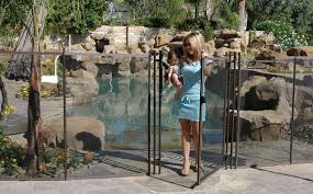Original Pool Fence Aquatech Pool System The Greater Sf Bay Area