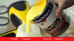 How To Use Paint Sprayers Diy At Bunnings Youtube