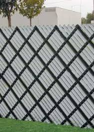 Aluminum Fence Slats Inserts For Existing Chain Link Fence