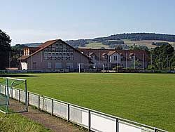 Sportstätten Frammersbach und Partenstein