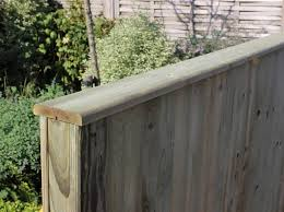 Fencing Capping Fence Toppers Jacksons Fencing Jacksons Fencing