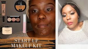 makeup essentials kholofelo seerane