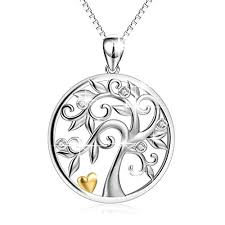 family tree necklaces co uk