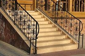 2020 Wrought Iron Railing Cost Install For Stair Porch Balcony Homeadvisor
