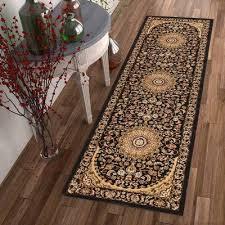 astoria grand colindale black area rug