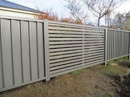 Fences Colourpanel Classic By Boundaryline New Zealand