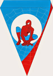 Spiderman Kit Para Imprimir Gratis Cumpleanos Hombre Arana