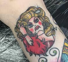 drag racing tattoos designs best
