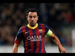 xavi hernandez the maestro of barcelona goals skills passes