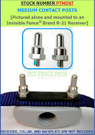Perimeter Technologies Stainless Steel Contact Posts