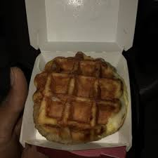 never saw the waffle sizzli so i