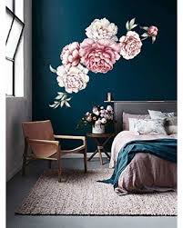 New Deals On Peony Wall Decals Large Flower Wall Decals Flower Wall Decals 3d Large Flower Wall Decor Vintage Floral Wall Stickers Nursery Wall Art Decals Cik2433