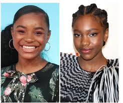 SANIYYA SIDNEY AND DEMI SINGLETON LAND ROLES IN KING RICHARD