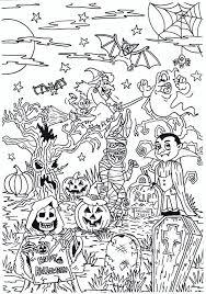 Nieuwste Kleurplaat Van Noagecolouringsuuz Halloween Kleurplaten