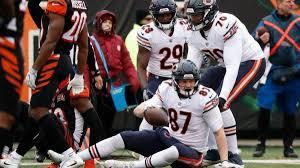 Health, then better preparation on Adam Shaheen's mind for Bears offseason  - Chicago Tribune
