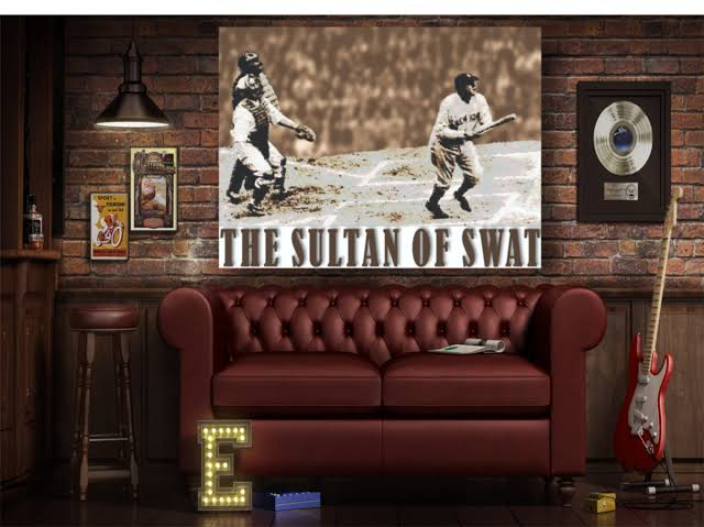 bar room Sports Canvas Art
