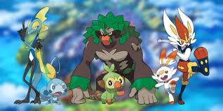 Pokémon Sword and Shield Starter Origins Explained