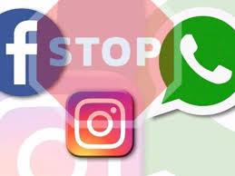 Facebook, Instagram e Whatsapp: nuovamente Down i tre colossi