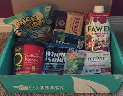 June Fit Snack Box Review: Carbs and Caffeine - Run Out of the Box