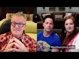 Mondays with Mark - Wes Hampton and his family - YouTube