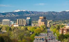Image result for pictures of Boise, Idaho""