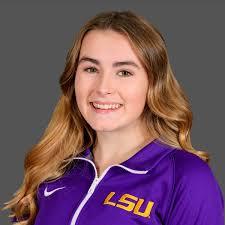 Caitlin Smith - 2021 - Gymnastics - LSU Tigers