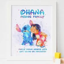 Ohana Means Family Family Means Nobody Gets Left Behind Or Etsy