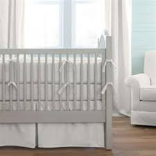 linen crib bedding carousel designs