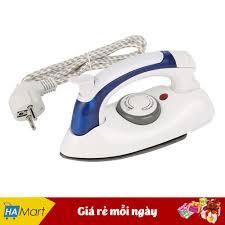 Giá Bàn là hơi nước ủi du lịch mini Maxhealth nhỏ gọn tiện lợi GDLYC43 Điện