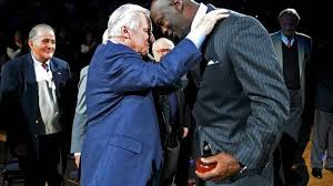 Michael Jordan on Dean Smith: 'He never put one kid ahead of another' |  Raleigh News & Observer