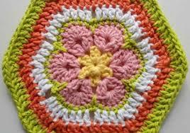 gorgeous 6 petal african flower crochet