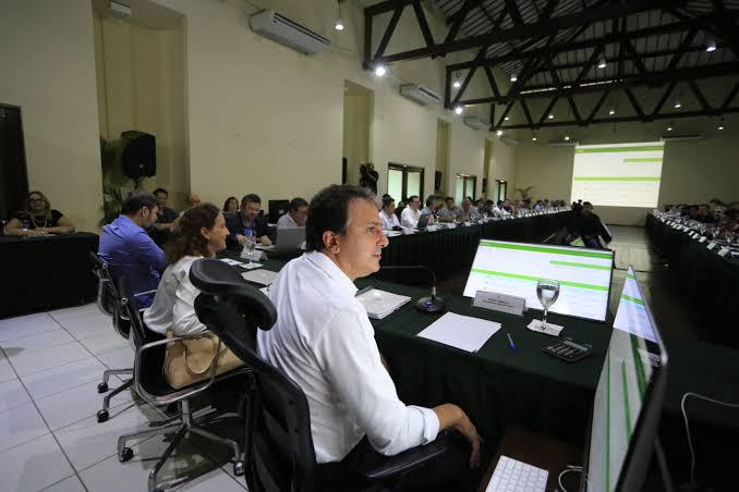 """Resultado de imagem para Governo reúne secretariado para avaliação e planejamento de ações"""""""
