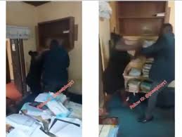 Angry man filmed whiles beating the hell out of a female lawyer for not  defending him well in Court (Video) - GhCelebInfo.online™ | Latest  Entertainment Gossips